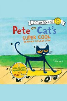 Pete the Cat is back in five groovy I Can Read adventures! Beginning readers will love these cool stories about everyone's favorite cat—now all together in one collectible box!