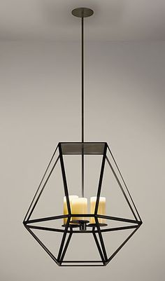 contemporary pendant lamp .... Kevin Reilly  Lighting