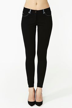 Right Moves Skinny Pant