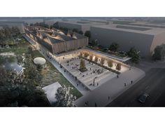 Adjaye Associates + AB3D — The Latvian Museum of Contemporary Art Design Competition