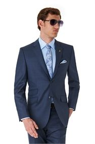 Ted Baker Tailored Fit Navy Suit