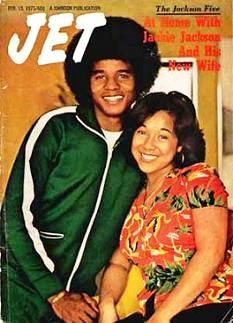 Jackie Jackson of The Jackson Five Jackie Jackson, The Jackson Five, Jackson Family, Michael Jackson, Jet Magazine, Black Magazine, My Black Is Beautiful, Black Love, Ebony Magazine Cover