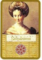 Selçuksassa Seltsouksassa (Princess of the Ruby) Paranormal, Ufo, Tarot, Baseball Cards, Princess, Tarot Cards, Princesses