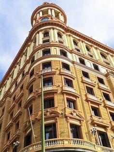 Edificio Madrid