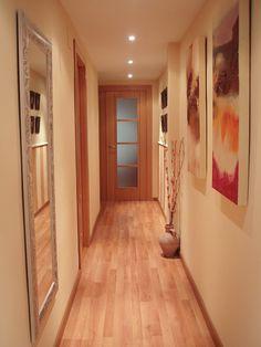 Decoración pasillos | Decorar tu casa es facilisimo.com