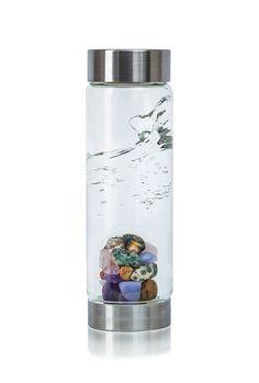 Vita Juwel Five Elements Water Bottle with Gempod