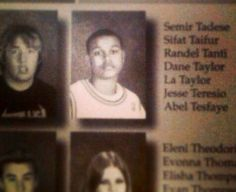YEAR BOOK - THE WEEKND