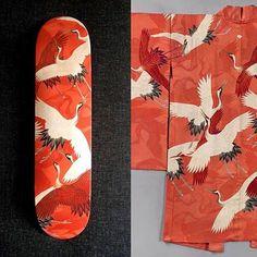 . Skateboard, Skate Girl, Image Originale, Kimono Fashion, Decoration, Lily, Interior Design, Instagram, Art