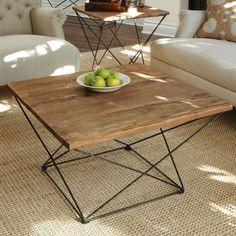Classic Home Edison Coffee Table - Wayfair - 32x32 - $481.00