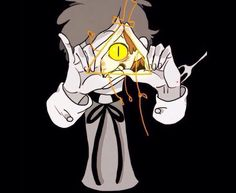 Bill Cipher in Dipper Pines - Gravity Falls Gravity Falls Anime, Gravity Falls Dipper, Reverse Gravity Falls, Gravity Falls Fan Art, Gravity Falls Bill Cipher, Reverse Falls, Dipper And Bill, Dipper And Mabel, Mabel Pines