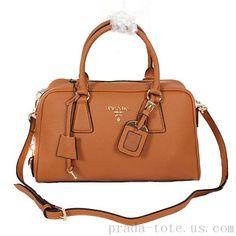 Discount  Prada Grainy Leather Boston Bag Outlet store AHTWZULFID c00545c0d0756