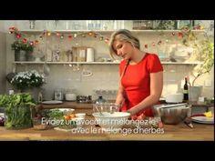 Recette - la tartare de tomates - ELLE Cuisine - YouTube Youtube, Salads, Recipes, Kitchens, Youtubers