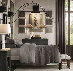 Rooms | Restoration Hardware #furniture #decor #interior #design #restorationhardware www.restorationhardware.com