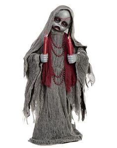 This 3 ft. Grave Watcher is part of the $500 Spirit Grand Prize Pack you could win by entering our Build A Haunt Pinterest Sweepstakes today!