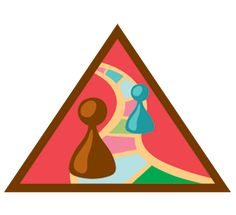 Girl Scout Brownie Making Games Badge. You can have fun without a computer, a deck of cards, or even a ball. Games are everywhere when you use your imagination to make them up! Try this badge, and you and your friends will never be bored again.
