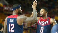 Cousins and Gay to Attend USA Basketball Men's National Team Mini-Camp - http://on.nba.com/1KXJBD2