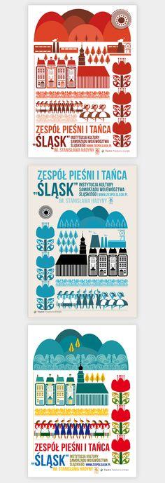 Nice posters of polish music band