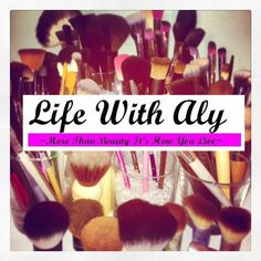 Life With Aly- she has THE BEST make-up recommendations and advice.  Great place to ask your beauty questions!!!