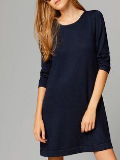 Massimo Dutti A-LINE DRESS, £69.95