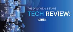 Obeo's marketing tools put tactics in front of strategy | Inman... Interesting overview... probably not but worth reviewing their improvements down the road...