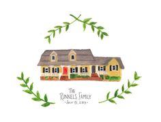 home print (each home)   emily pullen