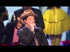 Bruno Mars - Locked Out Of Heaven at Victoria's Secret Fashion Show 2012 [HD] loved this performance!