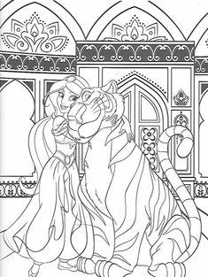 32 ausmalbilder kostenlos - disney princess coloring seite zum ausdrucken - vol 3121 | fashion