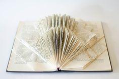 Intro Book Sculpture Tutorial