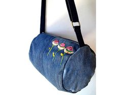 SALE Ultimate Purse Embroidered Beaded by JaneCohenArtfulBags