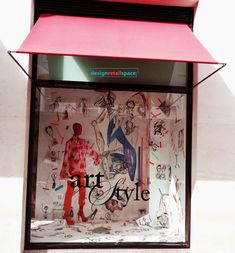 Art and Style project for Brown Thomas connects luxury fashion brands and emerging Irish artists. In this article I will examine how projects like this one benefit both parties. Social Art, Fashion Project, Fashion Brand, Graffiti, Style Inspiration, Brown, Frame, Artist, Projects
