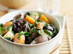 Roast Root Vegetable, California Prune & Pumpkin Curry