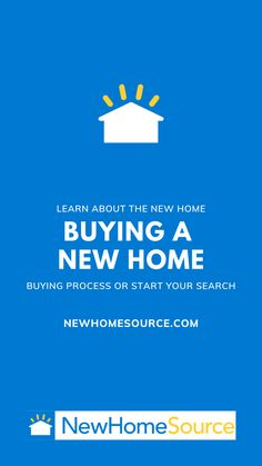 Planning to purchase your first home? It can be a daunting process. We're here to help show you the way. And then use our new home listing service to find a new home to purchase when you are ready. #newhomelistings #homesforsale #homebuyingadvice Home Buying Process, Buying A New Home, Decorating A New Home, First Home, New Construction, New Homes, Advice, How To Plan, Learning
