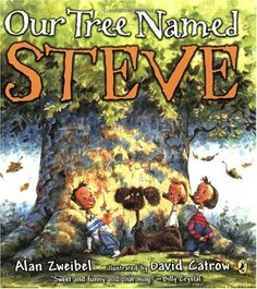 "MAIN IDEA & DETAILS  using ""Our Tree Named Steve"" by Swimming Into Second: What We've Been Up To"