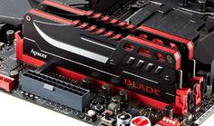 """Apacer Launches """"BLADE"""" DDR4 Overclocking Memory"""