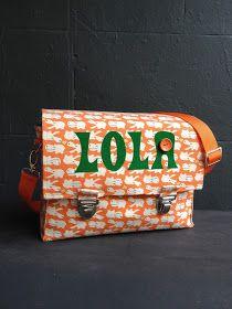 Ettepet: De eerste schooldag met een nieuwe boekentas...