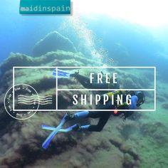 maidinspain bags free shipping in europe Coastal Living, Europe, Free Shipping, Shop, Handmade, Movie Posters, Bags, Handbags, Hand Made