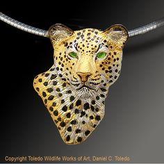 066ab60e2 Leopard Pendant