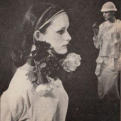 Sonia Rykiel, Elle France 1976