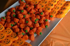 pumpkin party (perfect for october birthdays)