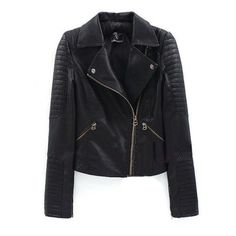 FUR BIKER JACKET (92 AUD) ❤ liked on Polyvore featuring outerwear, jackets, coats, leather jacket, fur jacket, cropped fur jacket, cropped motorcycle jacket, moto jacket and motorcycle jacket