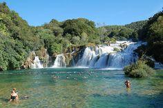 Lago Visocac Croacia