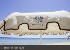 La Villa del Re, 5 star hotel in Sardinia front-sea with luxury services. Luxury Services, Sardinia Italy, Hotel Guest, Beach Umbrella, Beach Pool, White Stone, Summer Sun, Optical Illusions, 5 Star Hotels