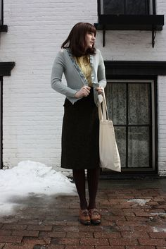 sweater-pulling days by allthishappiness, via Flickr