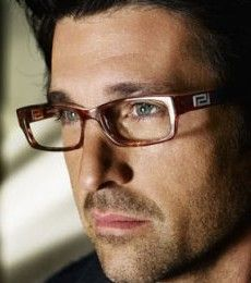 Mc Dreamy Is Wearing Some Cool Glasses For Men... Don't You Think?