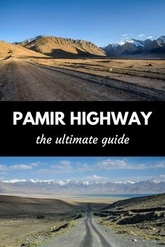 A super detailed guide to travel the Pamir Highway, the greatest road trip in the world and one of the highlights of Central Asia and the Silk Road. From Kyrgyzstan to Tajikistan, this is the most comprehensive guide available on the internet.  #pamirhighway #kyrgyzstan #tajikistan #silkroad #centralasia #travelkyrgyzstan #traveltajikistan