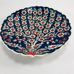 Handmade Ceramic Plate , Peacock Design Plate , Handpainted Hanging Plate , Premium Gift With Box , Tree of Life Ceramic Decor, Ceramic Clay, Ceramic Plates, Organic Ceramics, Handmade Ceramic, Handmade Items, Hanging Plates, Fire Cooking, Peacock Design