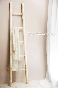 Oltre 1000 idee su porta asciugamani su pinterest clip - Ikea scaletta bagno ...