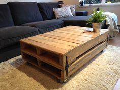 Image Result For Rustic Storage Coffee Table