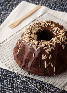 Light and Fluffy Chocolate Cake by mihl, via Flickr
