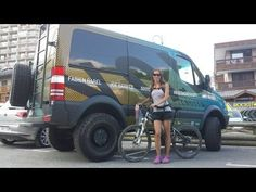 Mercedes Benz Sprinter 4x4 Iglhaut - YouTube